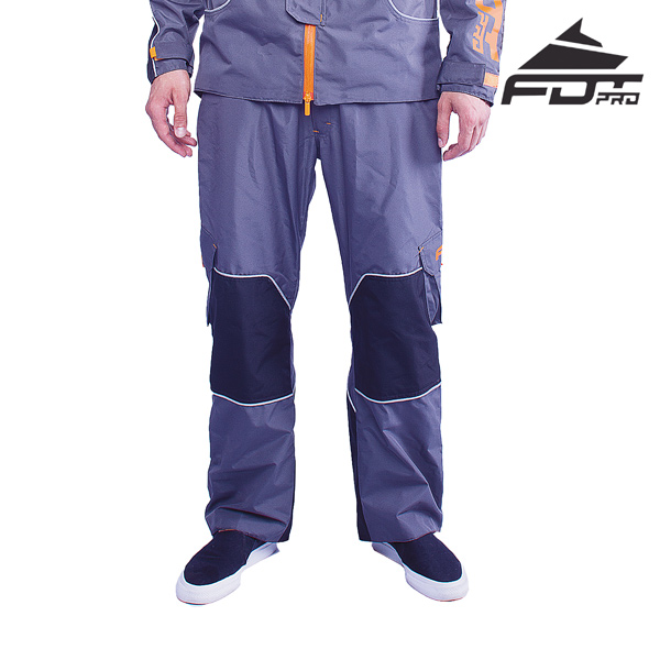 Professional Pants Grey Color for All Weather
